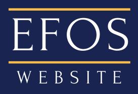 logo efos website